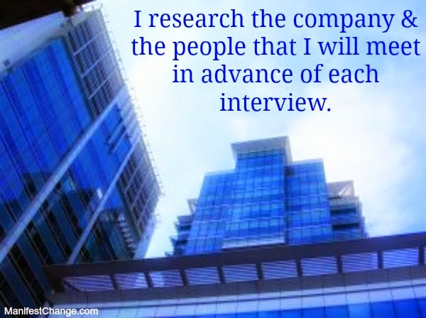 Subliminal Affirmation for Job Search Motivation: Research
