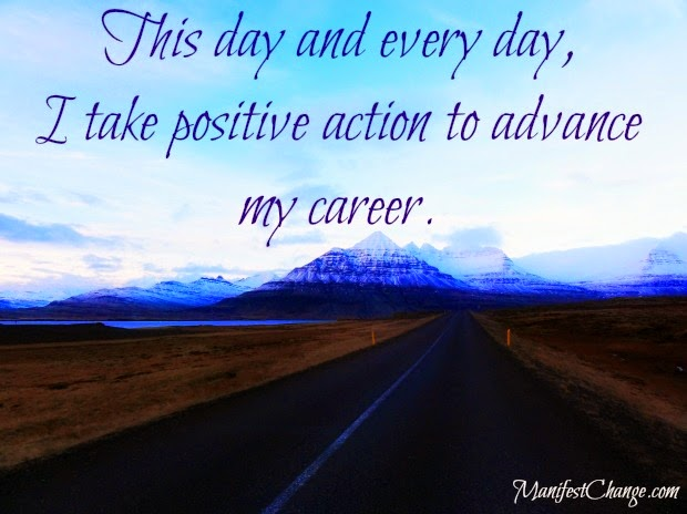 Subliminal Affirmation for Job Search Motivation: Positive Action